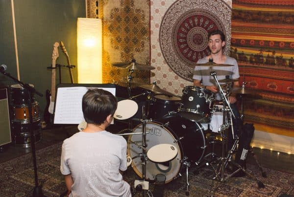 B Music Solo Lessons Drums